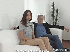 Amazing pornstar in Best Russian, Casting xxx clip