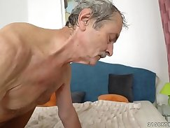 Pounding young lady copulate