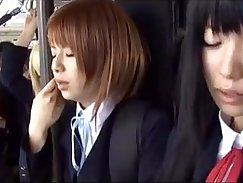 Big Tits Japanese Schoolgirl Getting Fucked