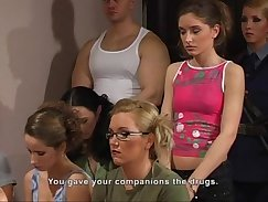 American Beauty Try toeducate European Girl