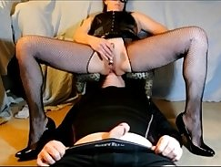 Chogas Blonde Licked And Ass Fucked