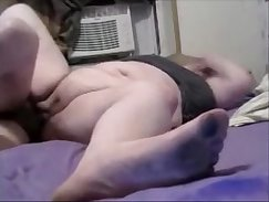 Amateur husband filming his wife playing with her wet pussy