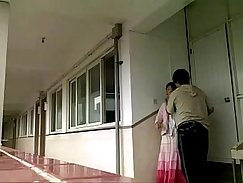 Chinese Teacher Takes Rough Sex At School