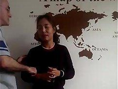 Benjamins Chinese Wife Petra Bustin MMF Threesome