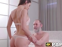 Check My MILF Cheating on bf with her Father