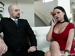Cock Sucking Beta Towles wife and husband