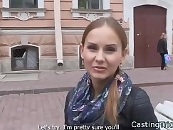 Casting speciales russian amateur