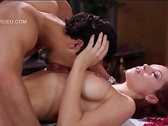 Alena cums harder - Deeply