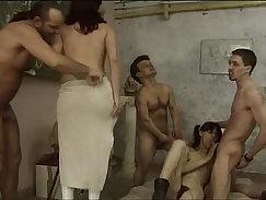 Brunette Loves Filthy Pissing - German Goo Girls