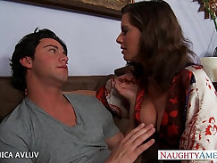 Busty Milf Veronica Avluv: Therapy