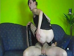 blondies get a tight fuck-down from one analfucked
