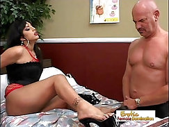 sex teaching with a mistress of domination