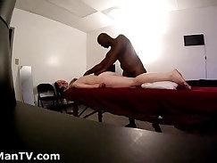 Blonde mommy hard fucked on hidden cam