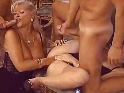 Cum after long fisting for chick - www
