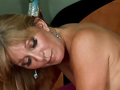 Candid Shoeplay Mom PAWG Lingerie High Heel