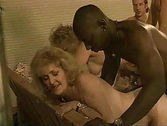 Candid mature nymph into a hot dorm party