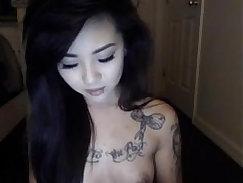 Asian Cutie Shanda Sucking Dick