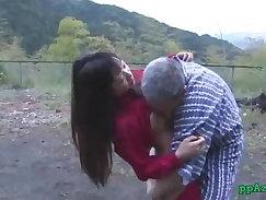Asian pussy licking till cumshot