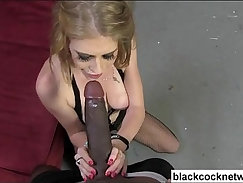 Busty Blonde Nicole Moons Wants BBC