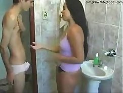 ATG winter step sister gets fucked by brother in law