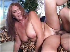 Cheyenne gets her mature twat fucked