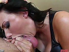 EvilAngel Seductive Sluts Sucking Serious Cock and Balls