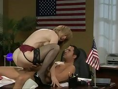 Candy Kelly and Nina Hartley freak knows what and cover it up