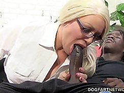 Anal Fucked by a Hot Big Boobs Cougar