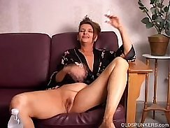 Busty Masaka gets her wet pussy banged