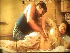 Oil massage for hot Naomi