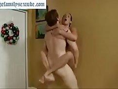 MILF mother and son. Jada Fire Trailer Scenes
