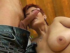 Sheer Russian Milf Joins Her Lover