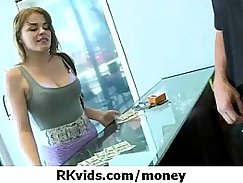 Katie Mac flashing her tits for some cash tho!