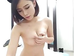 Girl Worships A BBC To Hide Her Stomach Size