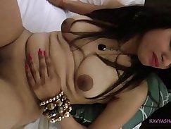 Christian fiancee masturbating with a fake vibrator