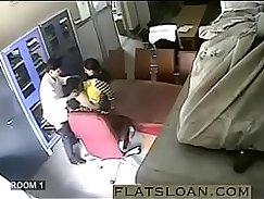 La Foxy Leone Indian Sex Video of School Teacher Getting Wet
