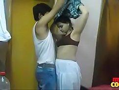 Indian Naughty Young Girl Shying Fucked