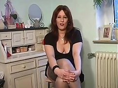 Mature milf fucking in extreme physical and orgasm