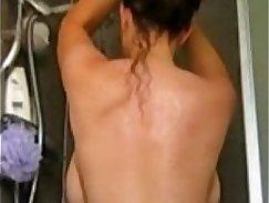 Sexy stripper fucked n shower