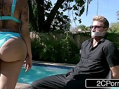 Molly Brock Get That Butt Fucked from Behind by BBC