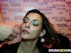 LovesonCock Videos Lesbians Suck Cock at Gakis Party