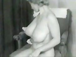 Classic vintage exotica busty girls poucing
