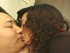 Chinese erotic Shanda Faye playing with her booties