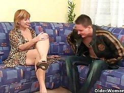 Best pornstars Grandma in Horny HD, Amateur sex scene