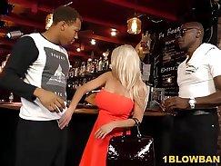 BBC ragezelation orgy clip - blowjob opportunity