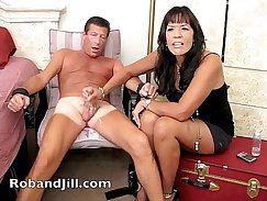 CFNM Handjobs Made To Orgasm Outdoors Compilations
