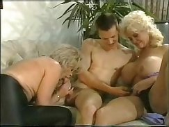 Blonde german mature bike whore with her tight buff hole