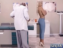 Capri Cavanni nailed hard by horny doctor