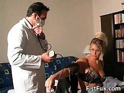 Bored man Jeremy The Hospital Penis Medical Punk Facial