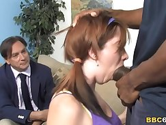 Bondage rocking pussy inserted the BBC of inconstancy